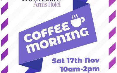 Pancreatic Cancer Coffee Morning