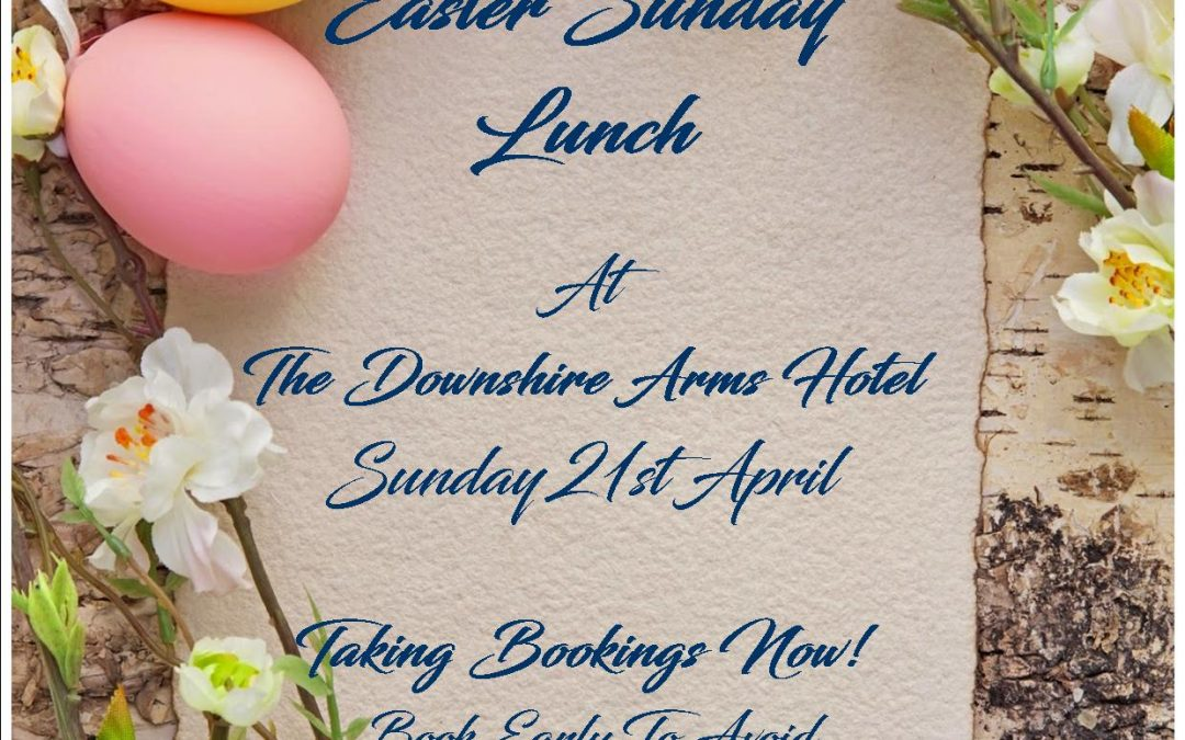 Easter Sunday 21st April