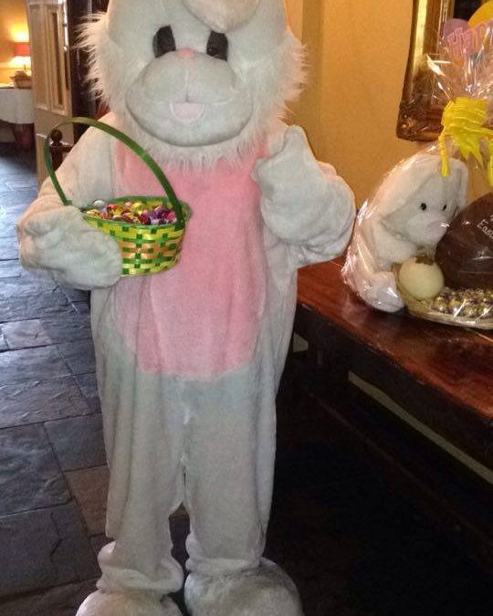 The Downshire Easter Bunny