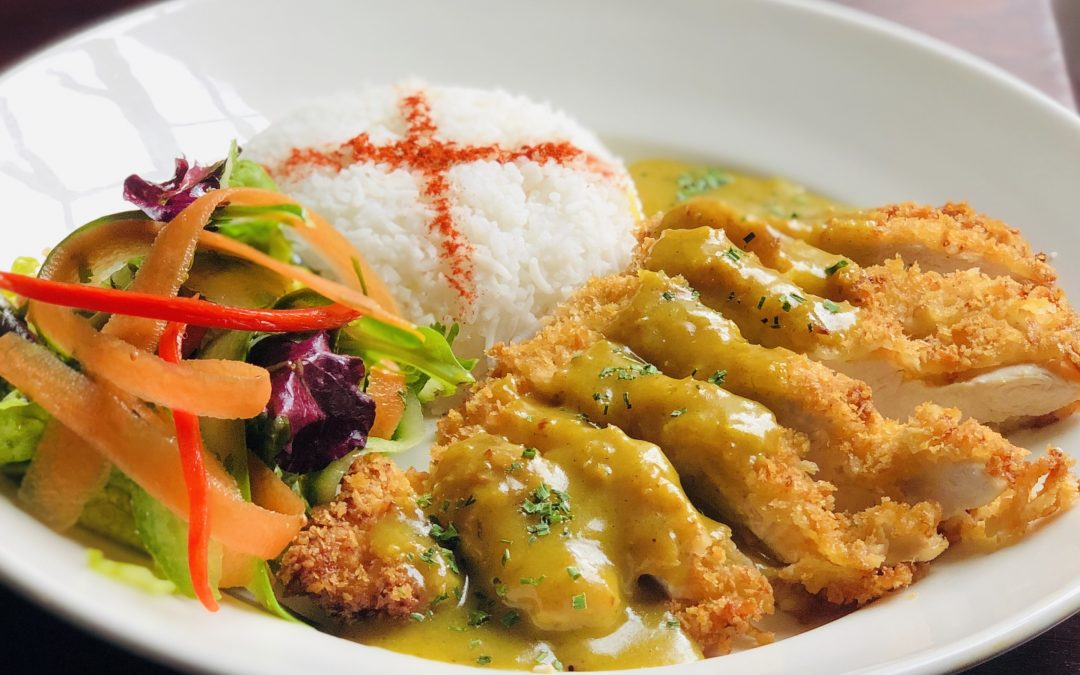 Weekend Specials (Katsu Chicken Curry)