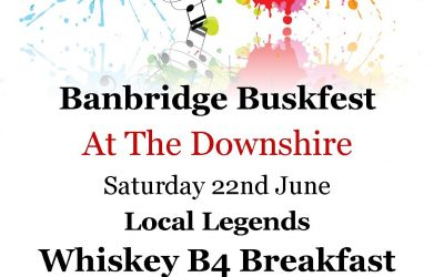 Buskfest Saturday 22nd June