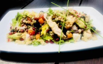 Lunch Specials (Summer Superfoods Salad)