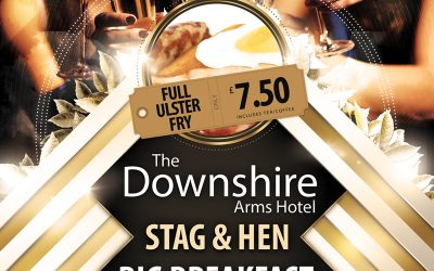 Stag & Hen Big Breakfast