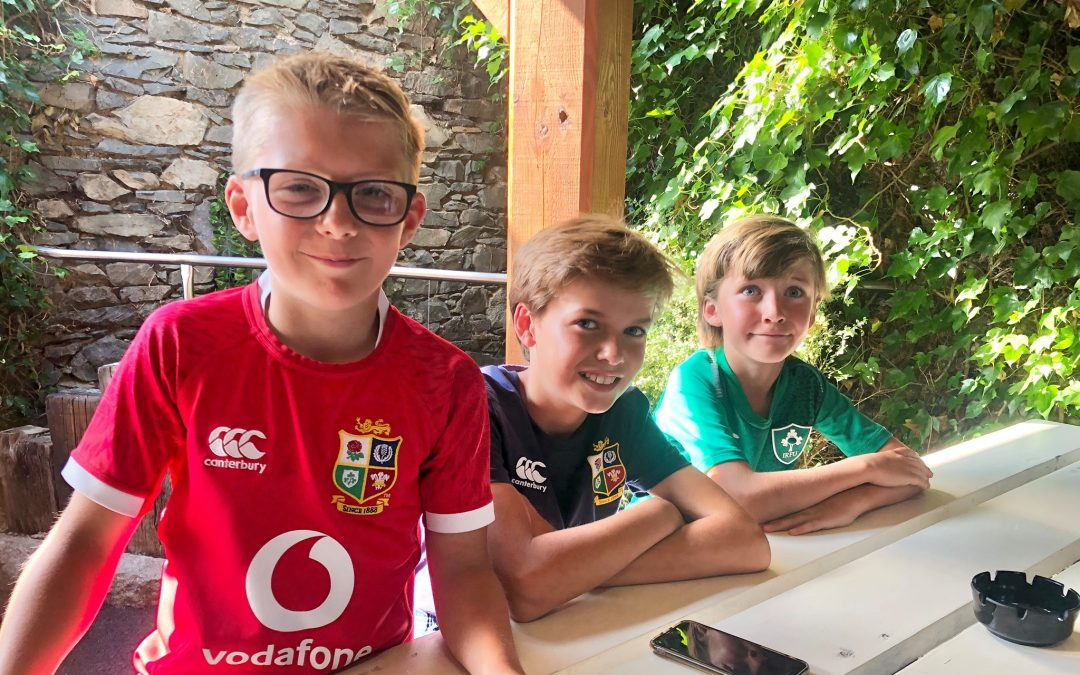 Junior Lions Supporters