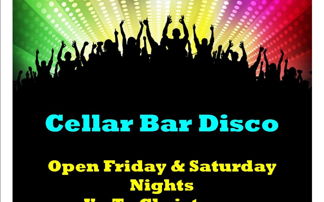Cellar Bar Disco