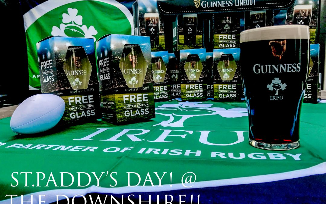 Rugby/ St. Patrick Day
