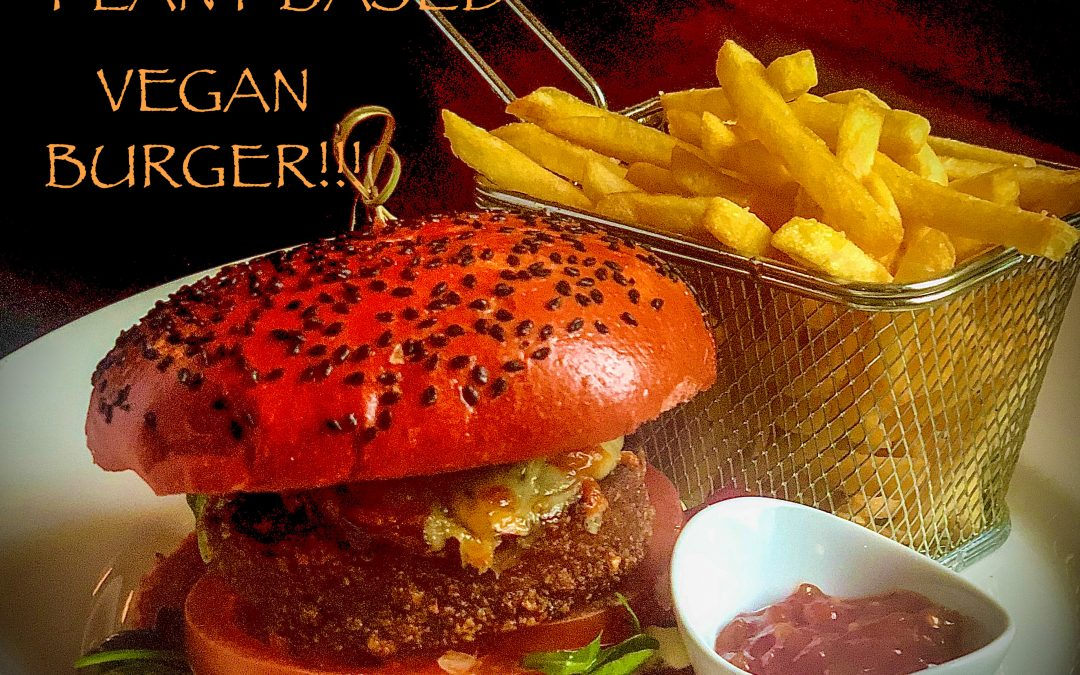 Impossible Vegan Burger (Available All Day Everyday)
