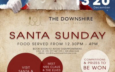 Santa Sunday- Book Now